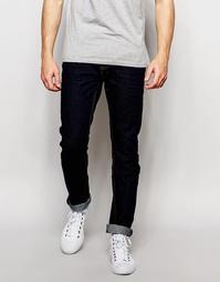 Темные джинсы слим Bellfield - Синий