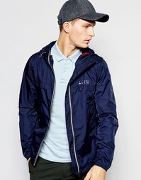 Легкая нейлоновая куртка Hilfiger Denim - Темно-синий