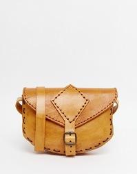 Цветная кожаная сумка Hiptipico - Мульти