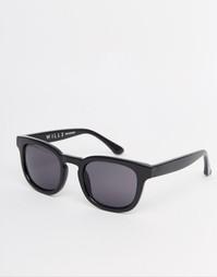 Круглые солнцезащитные очки Jack Wills Surfer - Черный