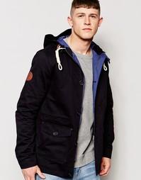 Куртка Bellfield - Темно-синий