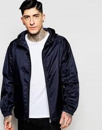Легкая куртка с капюшоном Brixtol - Темно-синий