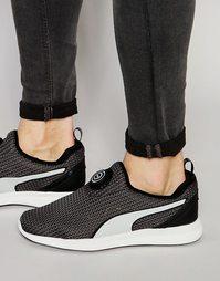 Вязаные кроссовки Puma Disc Sleeve Ignite - Серый