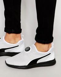 Вязаные кроссовки Puma Disc Sleeve Ignite - Белый