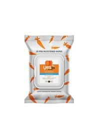 25 неароматизированных салфеток Yes To Carrots - Carrots