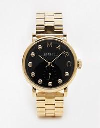 Золотые часы Marc Jacobs Baxter Dexter MBM3421 - Золотой