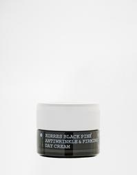 Укрепляющий дневной крем с экстрактом черной сосны Korres - для сухой