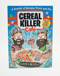 Кулинарная книга The Cereal Killer Cafe Cookbook - Мульти Books