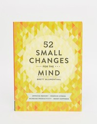 Книга 52 Small Changes For The Mind - Мульти Books