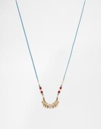 Ожерелье с бусинами Glamorous