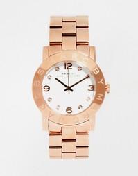 Часы Marc Jacobs Amy MBM3077 - Розовое золото