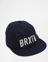 Кепка Brixton Hamilton - Синий