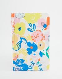 Дневник с цветочным принтом на обложке Ban.Do Watcha Thinkin' Bout