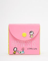 Блокнотики Happiness Is A Little Note - Мульти Gifts