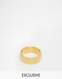 Золотое кольцо Reclaimed Vintage - Золотой