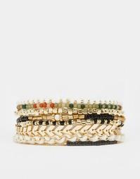 Набор браслетов ALDO Newdale - Золотой