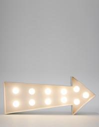 Светодиодный светильник в виде стрелы Sass & Belle - Мульти