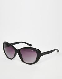 Солнцезащитные очки кошачий глаз Esprit - Черный