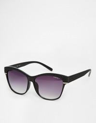 Солнцезащитные очки в стиле ретро с градиентными линзами Esprit