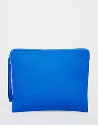 Пляжная сумка-клатч из неопрена Echo - Primary blue