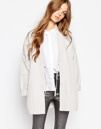 Джинсовый пиджак-кимоно Waven Imma - Серый