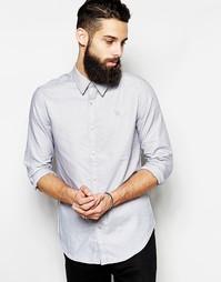 Рубашка в мелкую клетку G Star Stockton - Серый