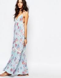 Сарафан с цветочным принтом Somedays Lovin Amazonia - Мульти