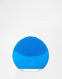 Синяя очищающая щетка для лица Foreo Luna Mini 2 - Аквамарин