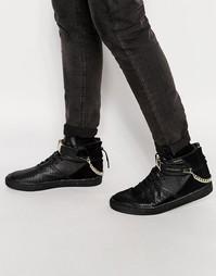 Высокие кроссовки Cayler & Sons Hamachi - Черный