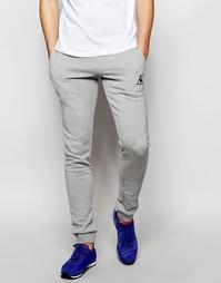 Серые штаны для бега Le Coq Sportif 1610171 - Серый