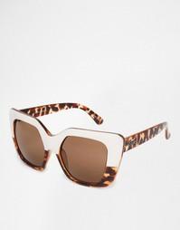Солнцезащитные очки Quay Westend Girl