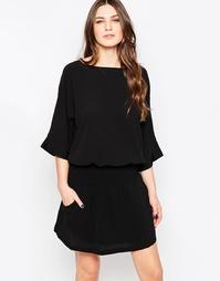 Платье с заниженной талией Gestuz Tillie - Черный