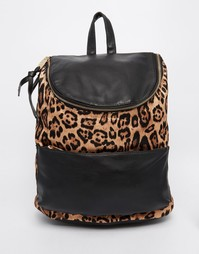 Рюкзак с леопардовым принтом Urban Originals