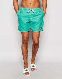 Однотонные зеленые шорты для плавания O'Neill - Зеленый