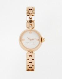 Часы цвета розового золота Marc Jacobs Courtney MJ3458