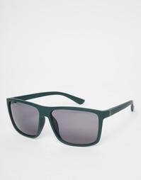 Квадратные солнцезащитные очки Jack & Jones - Черный