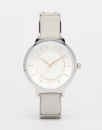 Серые часы Armani Exchange Olivia AX5311 - Серый