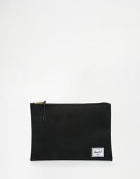 Черный клатч Herschel Supply Co - Черный
