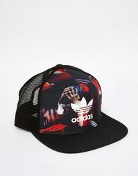 Классическая кепка-бейсболка adidas Originals B48986 - Черный
