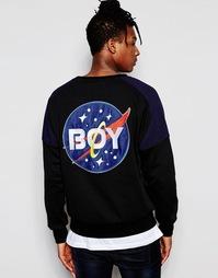 Свитшот Boy London Space - Черный