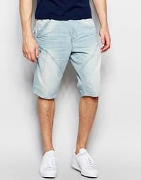 Светлые джинсовые шорты Jack & Jones - Светло-голубой