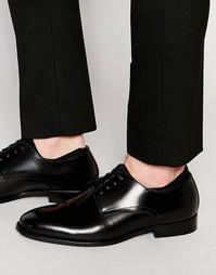 Туфли дерби из лакированной кожи ALDO Zilade - Черный