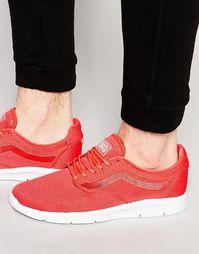 Красные кроссовки Vans Iso 1.5 V4O0ISL - Красный