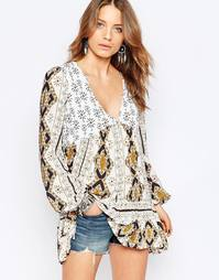 Туника Free People Down By The Bay - Туника