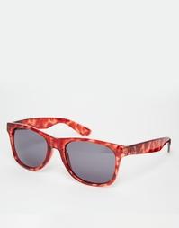 Красные солнцезащитные очки Vans Spicoli 4 VLC0J5V - Красный