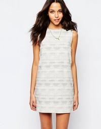 Цельнокройное платье без рукавов с открытой спинкой Sessun - Santorin
