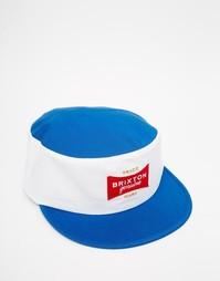 Регулируемая кепка Brixton Mario Painters - Белый