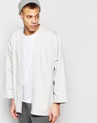 Серая куртка‑кимоно Waven Imma - Серый