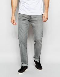 Светло-серые суженные джинсы слим Levi's 522 Levi's®