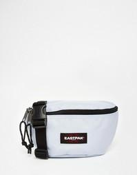 Серая сумка-кошелек на пояс Eastpak - Серый